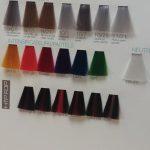 Gamme Tone couleurs pastel nuancier Viadom