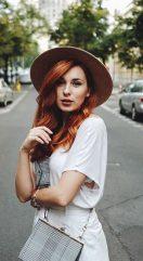 Colorations de cheveux tendances femme été 2019