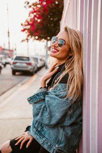 Blond californien tendance 2019