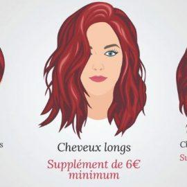 Comment appliquer des suppléments à vos tarifs en fonction de la longueur des cheveux ?