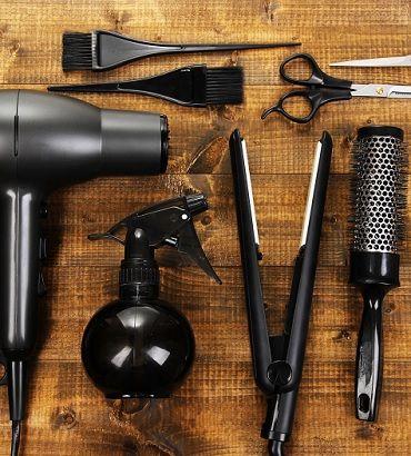 Le matériel de coiffure à domicile : ce qu'il faut