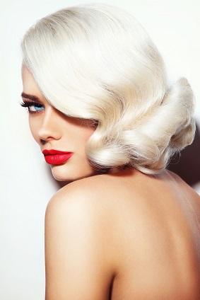 Blond polaire | Viadom professionnel